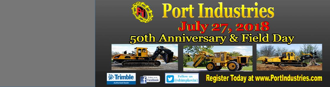 Port Industries Field Day (MO), July 27, 2018