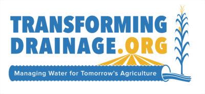 Transforming Drainage Logo