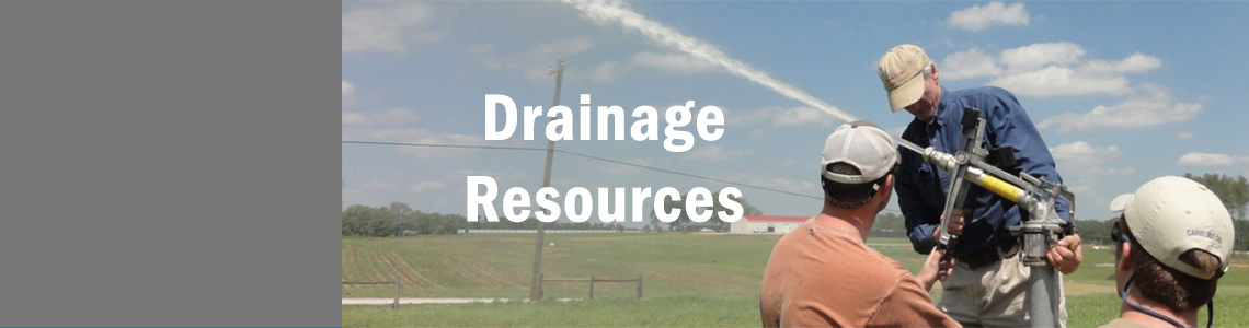 Drainage Resources