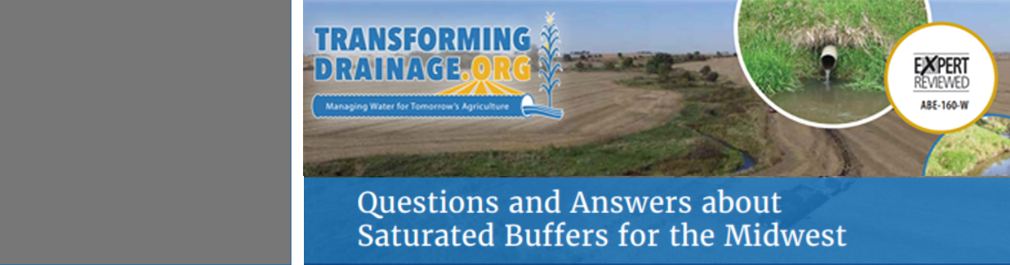 Questions, Answers About Saturated Buffers