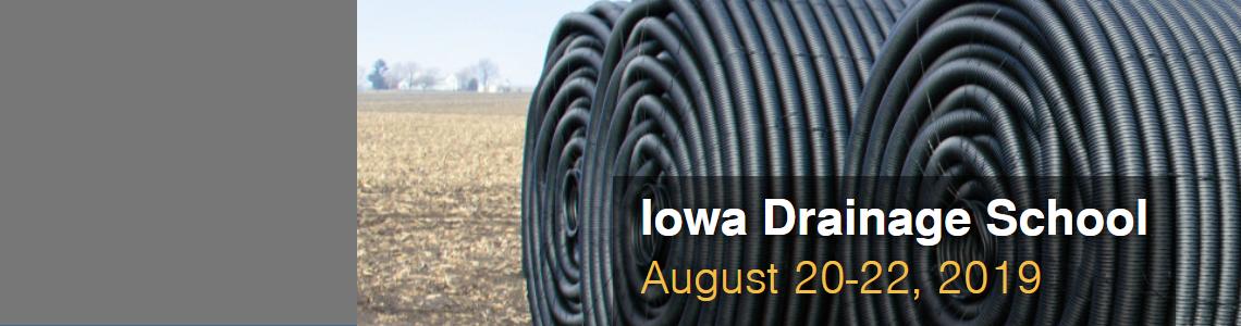 Iowa Drainage School