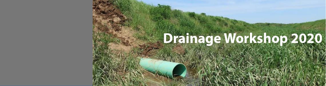 Drainage Workshop 2020